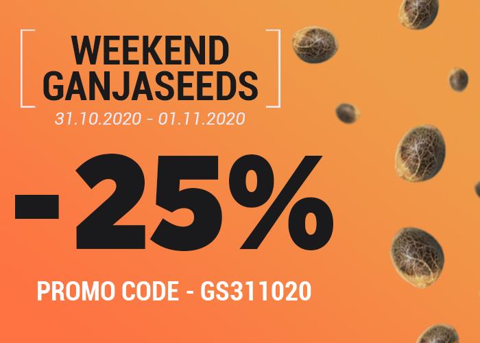 Weekend-ი GanjaSeed-ზე დაიწყო, არ გამოტოვოთ!